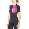 Compressport Triathlon Postural Aero Short Sleeve Top Women Black